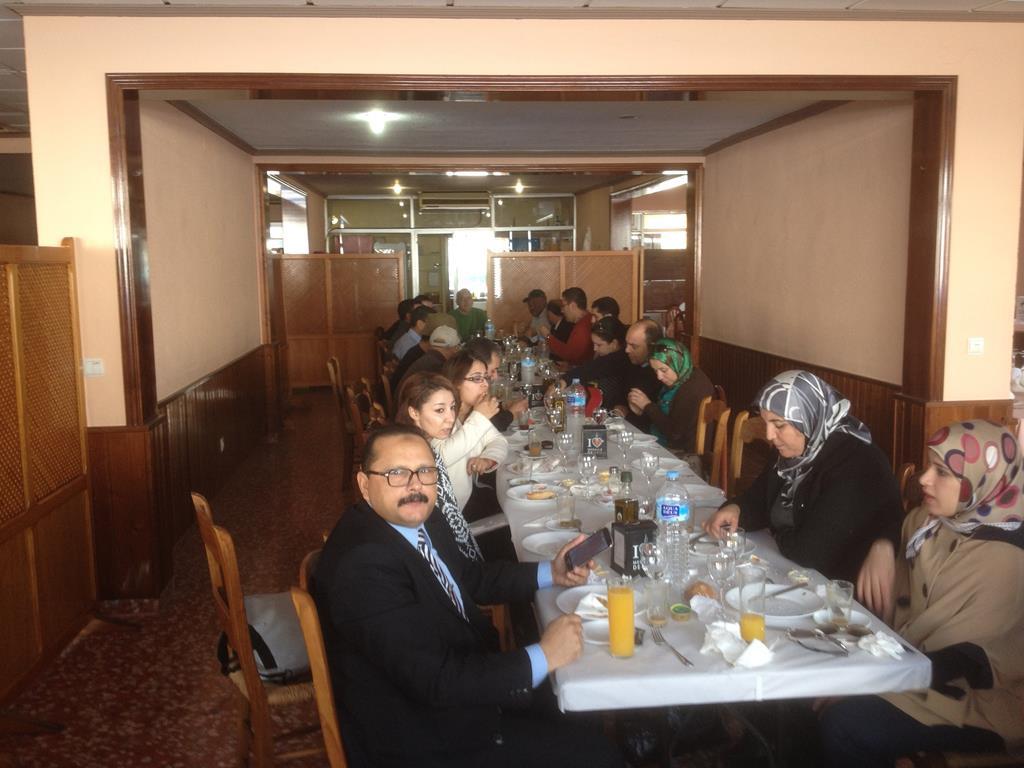 Visita Delegación Marruecos